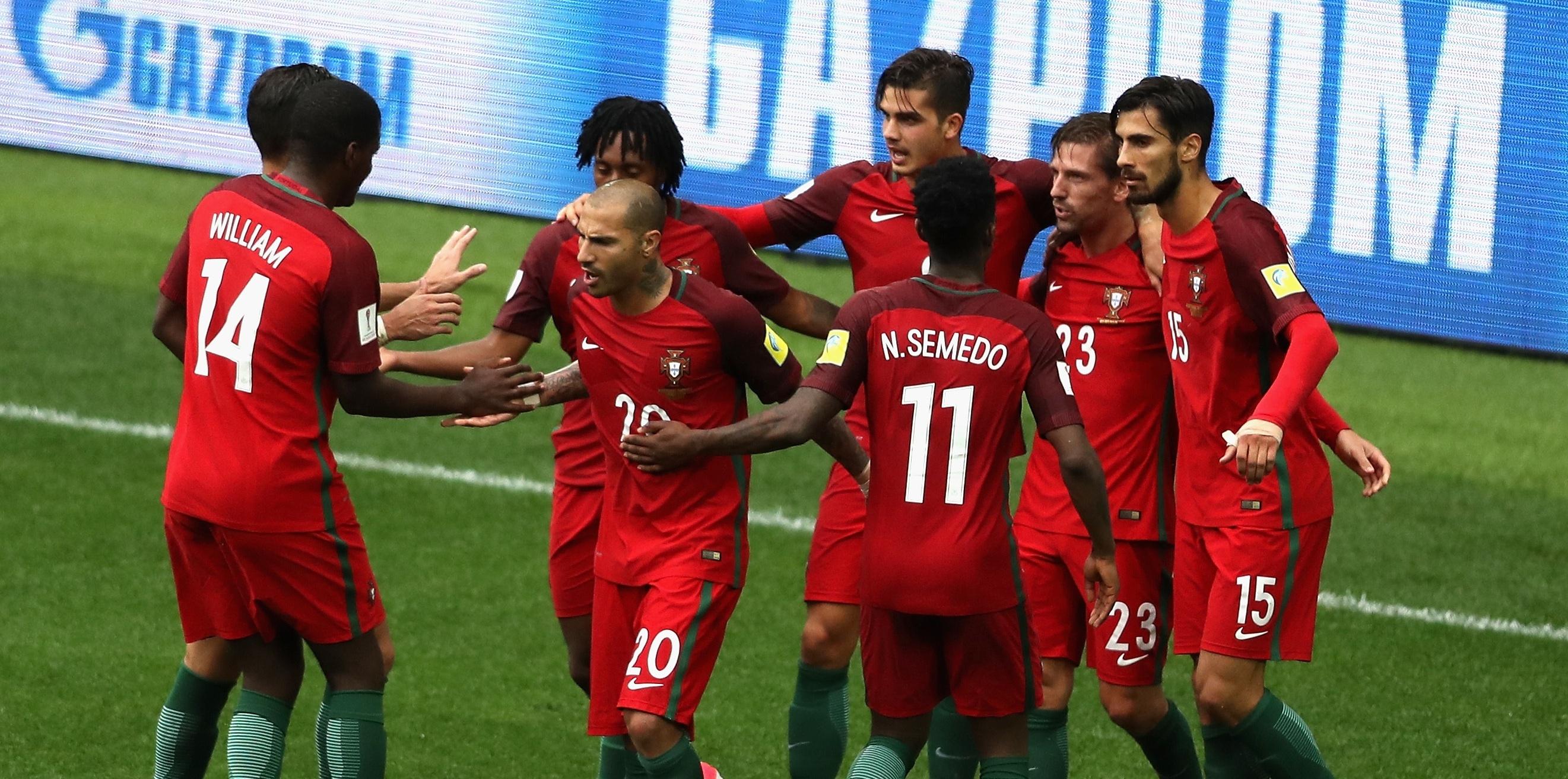 Отборите на Португалия и Мексико излизат в мач за третото