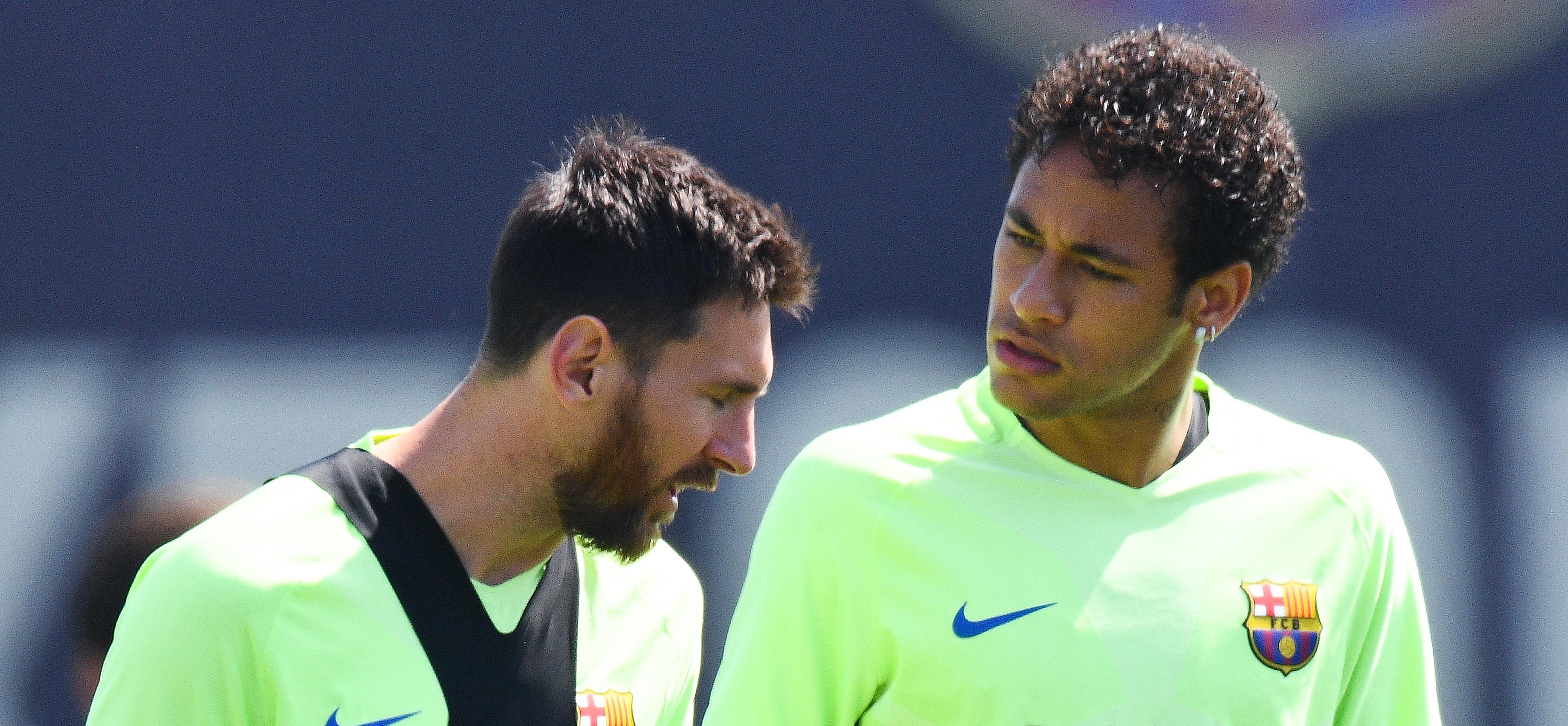 Бразилският нападател на Барселона Неймар разкри как се е чувствал