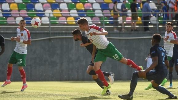 Селекционерът на националния отбор на България до 19 години Ангел