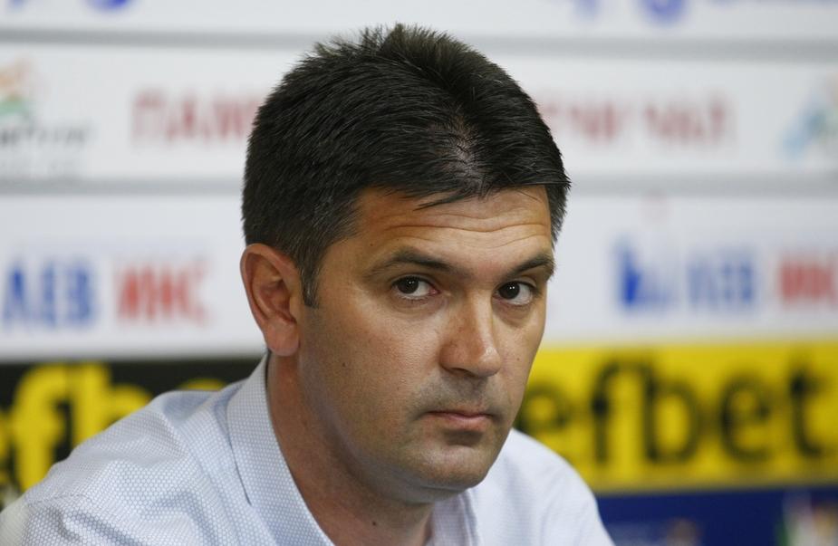 Наставникът на България до 19 Ангел Стойков остана разочарован от