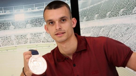 Владимир Далаклиев постигна най-големия успех в историята на българското олимпийско