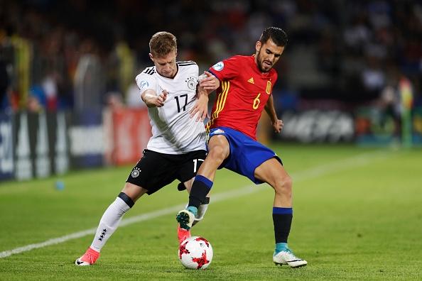 Младата фурия на Бетис Дани Себайос е сигурен за Реал