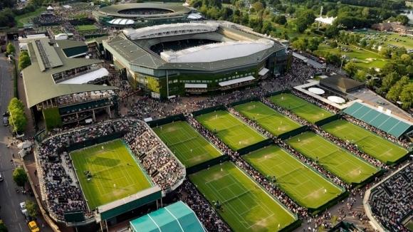 """Най-старият тенис турнир в света """"Уимбълдън"""" приковава вниманието на феновете"""