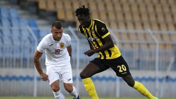 Ботев (Пловдив) е получил оферта за нападателя си Омар Косоко.