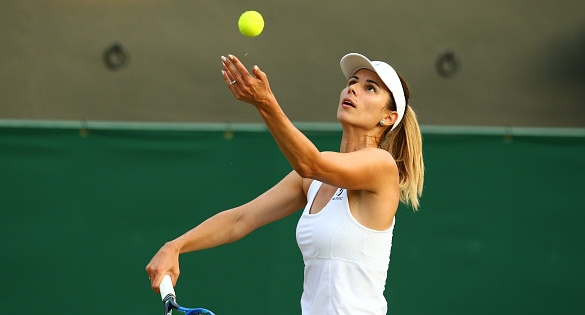 Най-добрата българска тенисистка Цветана Пиронкова се изкачи с 8 места