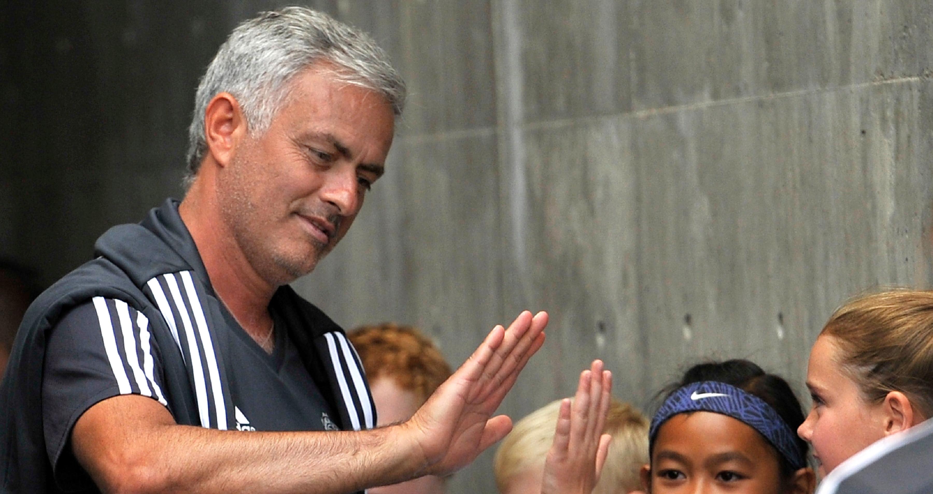 Мениджърът на Манчестър Юнайтед Жозе Моуриньо потвърди, че Давид де