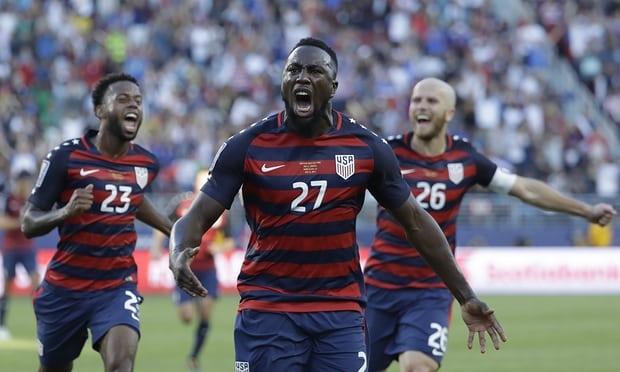 """Отборът на САЩ спечели за шести път турнира """"Голд Къп"""""""