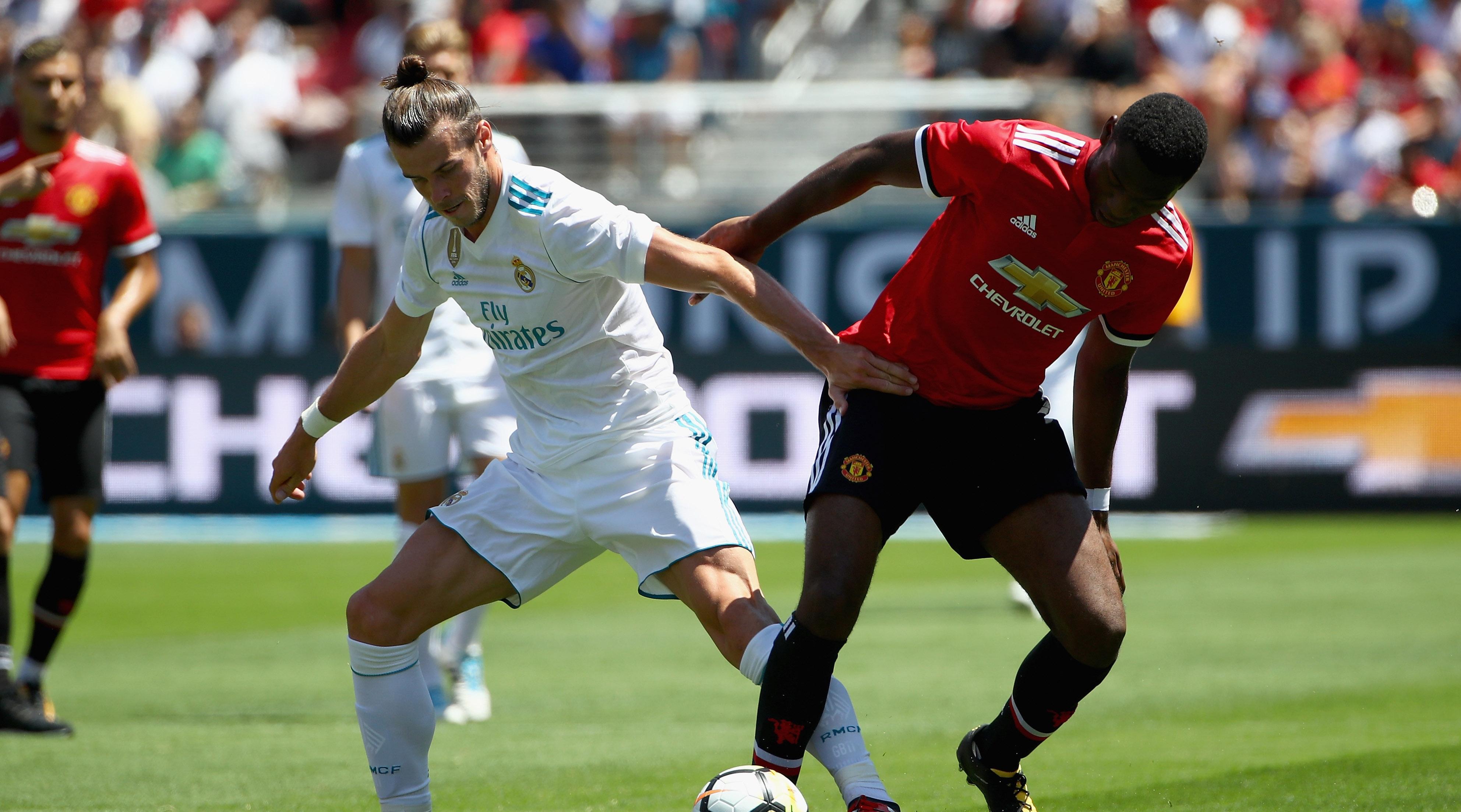 Нападателят Гарет Бейл няма желание да напуска Реал Мадрид и