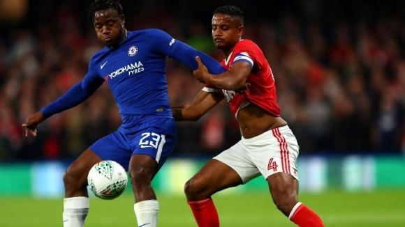 Шампионът на Англия Челси разгроми Нотингам Форест с 5:0.1 в