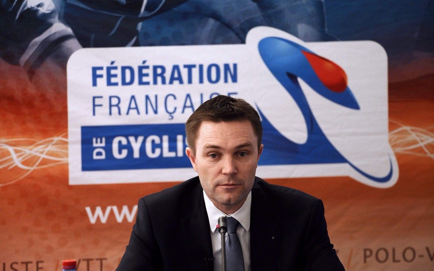 Давид Лапартиен беше избран за президент на Международния колоездачен съюз.