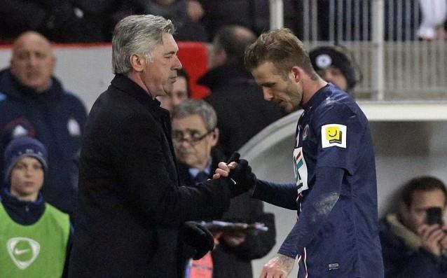 Легендарният бивш футболист Дейвид Бекъм провъзгласи уволненият от Байерн Мюнхен
