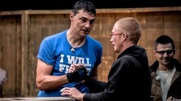 Бившият капитан на националния отбор на България Владимир Николов обяви,