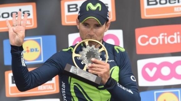 Испанецът Алехандро Валверде ще пропусне следващото издание на Тур дьо