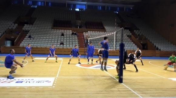 Мъжкият национален отбор на Алжир спечели и втората контрола с
