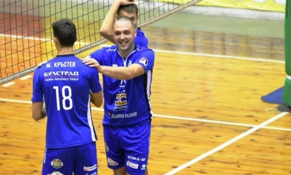 Волейболният отбор на Пирин (Разлог) записаха втора поредна победа в