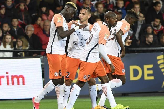 Отборите на Каен и Монпелие се класираха за 1/8-финал в