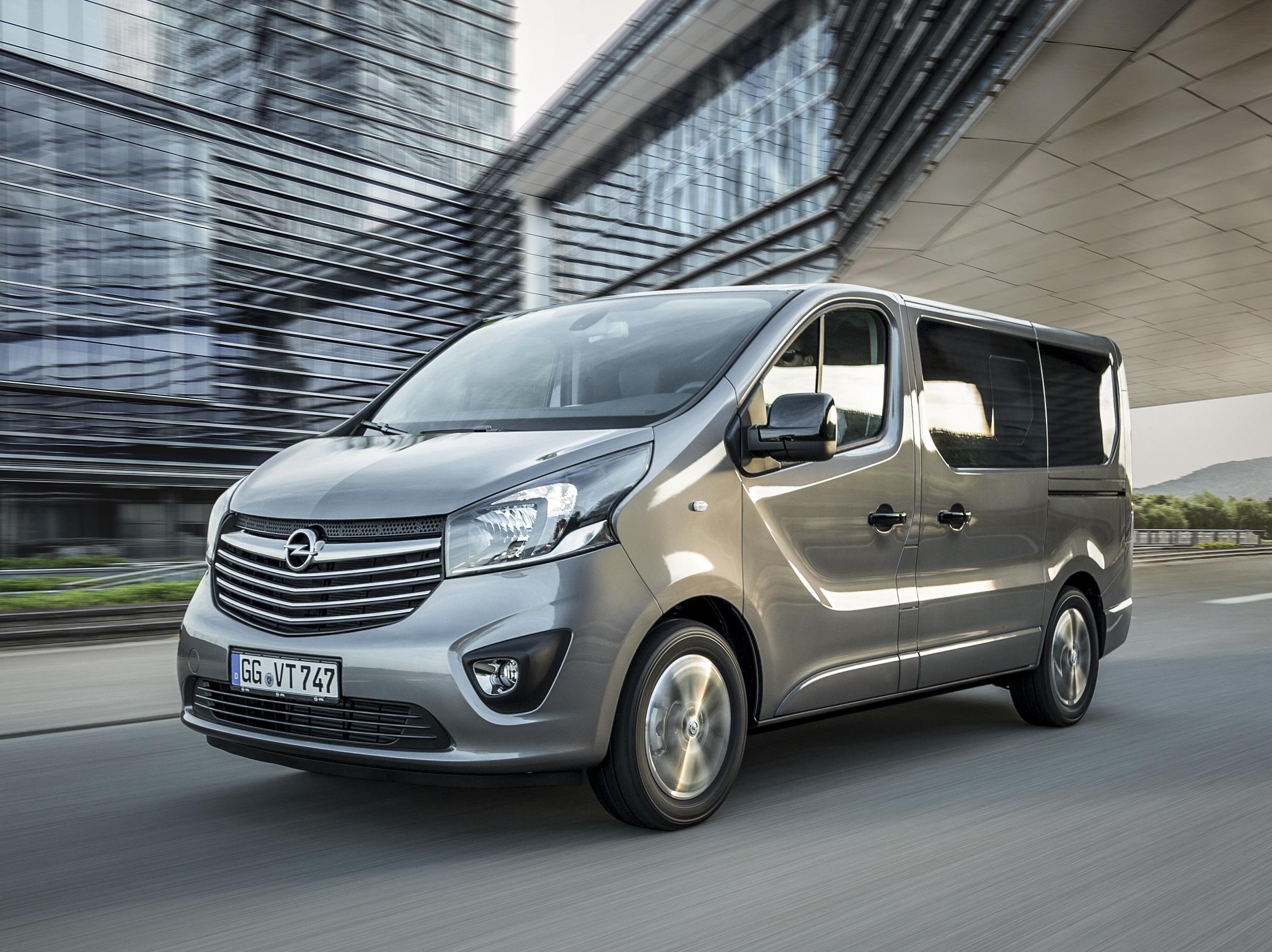 Новите просторни модели Opel Vivaro отбелязаха своята премиера на Международното