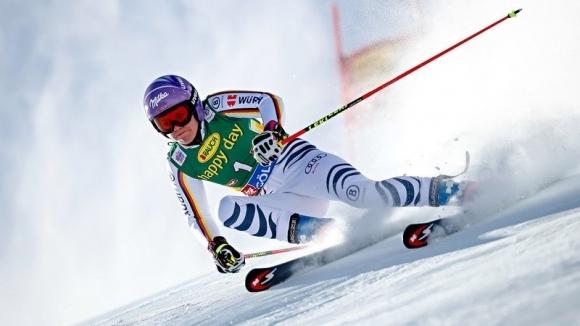 Гордостта на Германия в алпийските ски Виктория Ребенсбург започна по