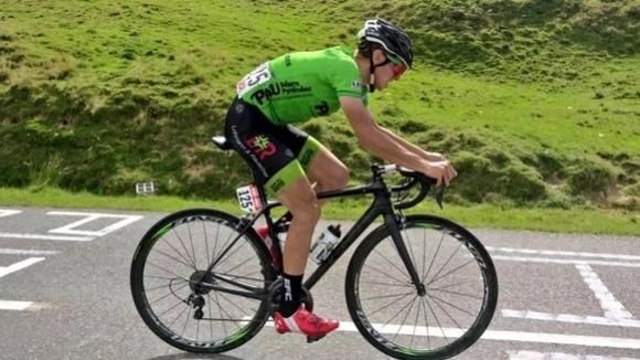 Една от най-общаващите млади белгийски колездачи Бярне Фанакер бе намерен