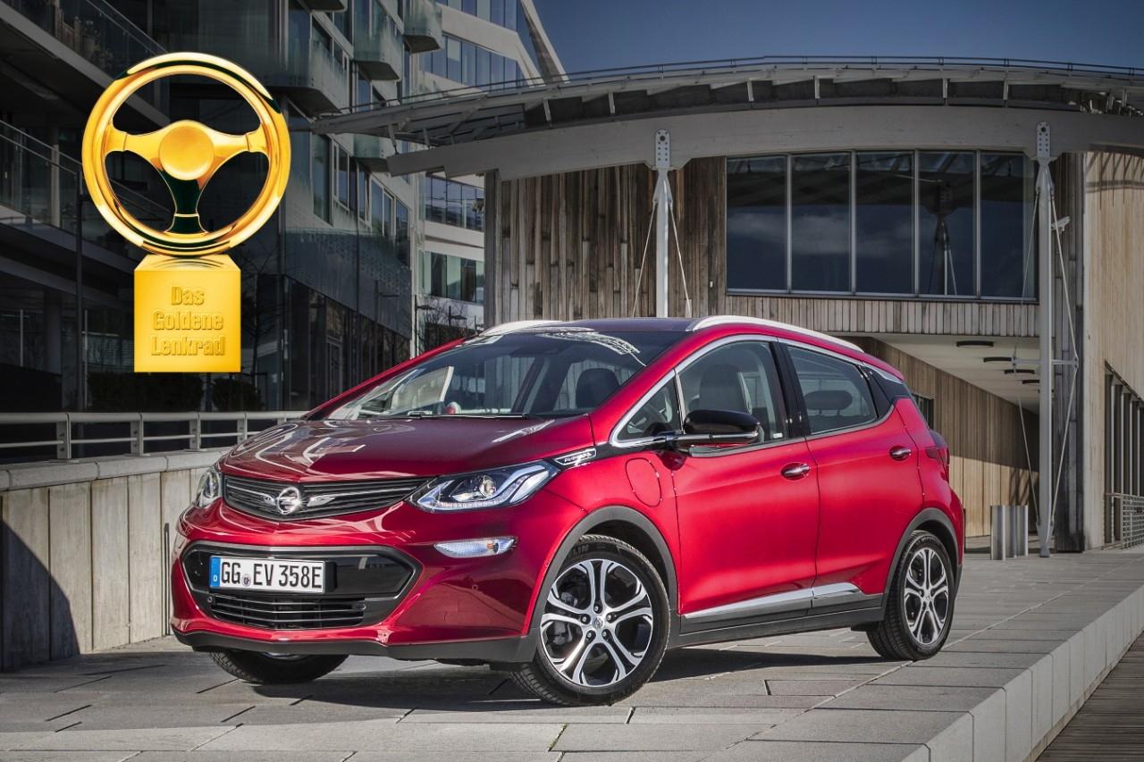 Една от най-престижните награди в германската автомобилна индустрия, призът