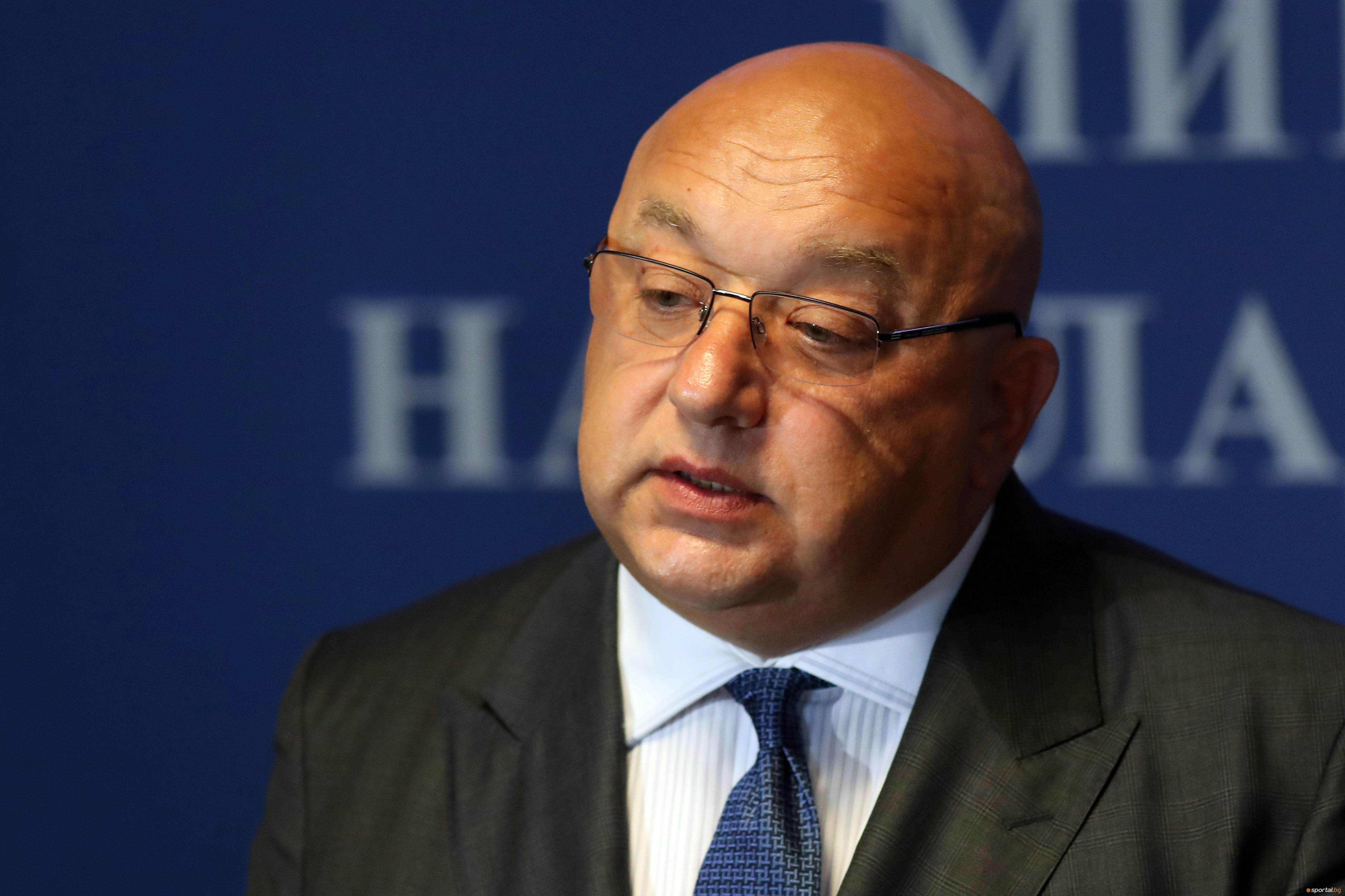 Министърът на младежта и спорта Красен Кралев ще участва в