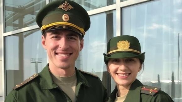 Двама от най-добрите руски лекоатлети Мария Ласицкене и Сергей Шубенков