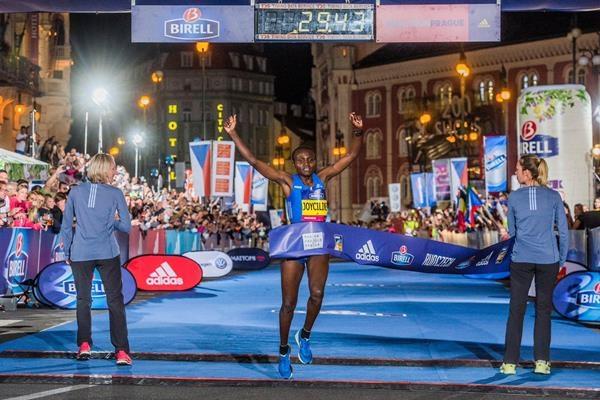 Международната асоциация на атлетическите федерации (IAAF) ратифицира още един от