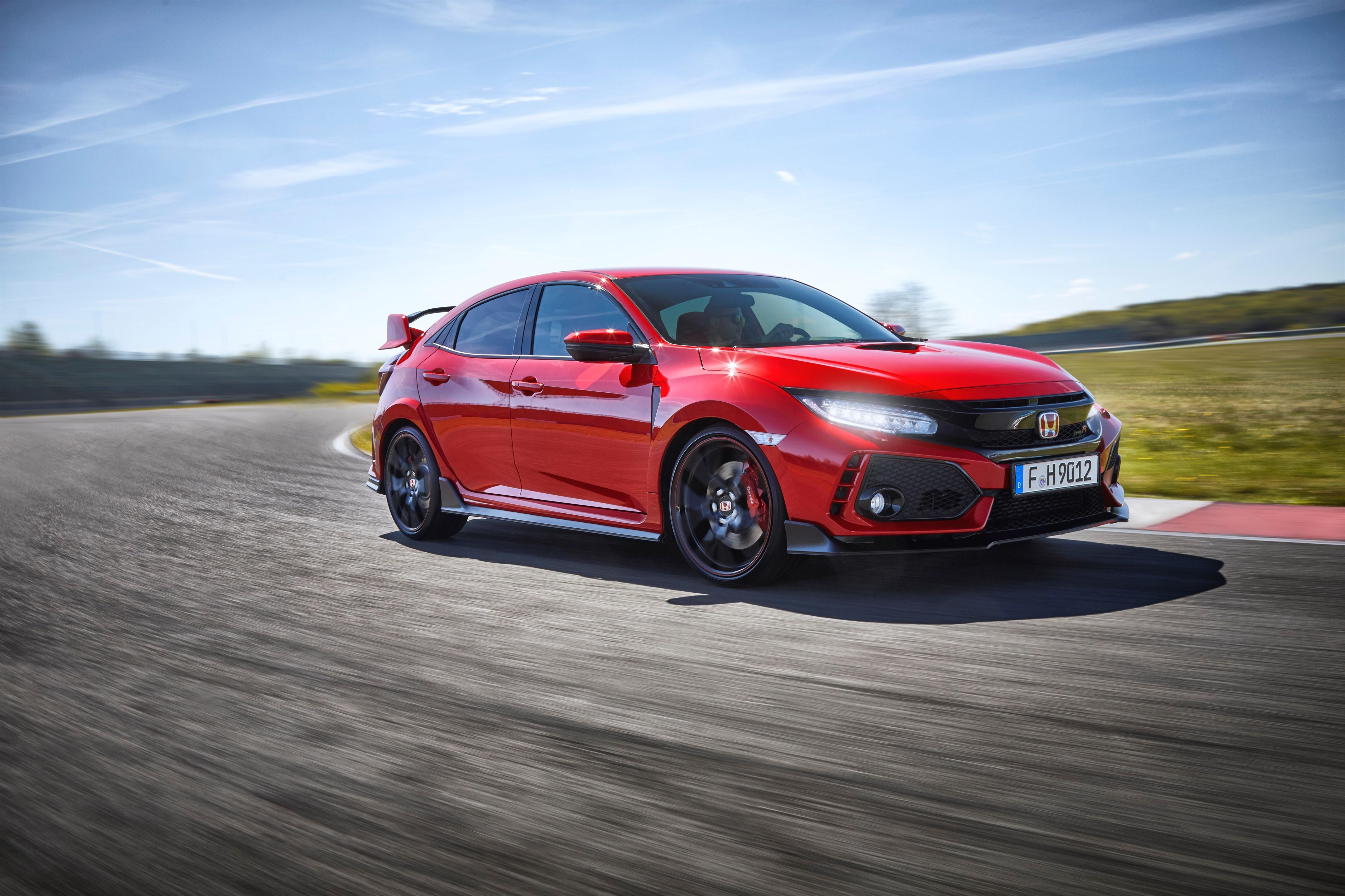 Новото поколение на Honda Civic Type R спечели приза в