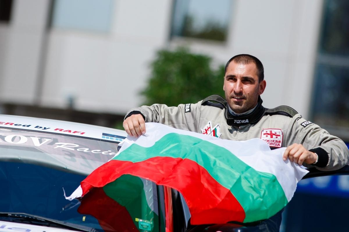 Пламен Стайков шампион в ERT2 след финала на European Rally