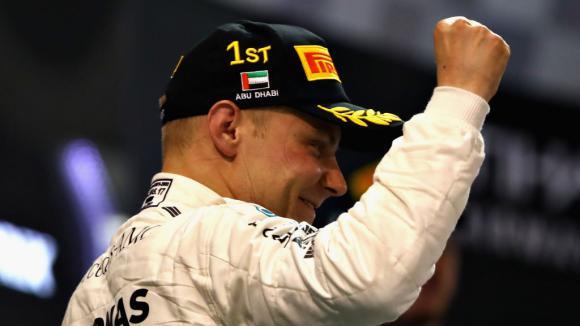 Валтери Ботас призна, че победата в Гран при на Абу