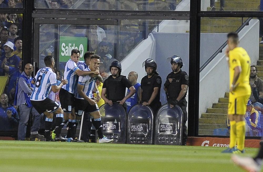 Бока Хуниорс допусна първа загуба за сезона в аржентинското първенство.