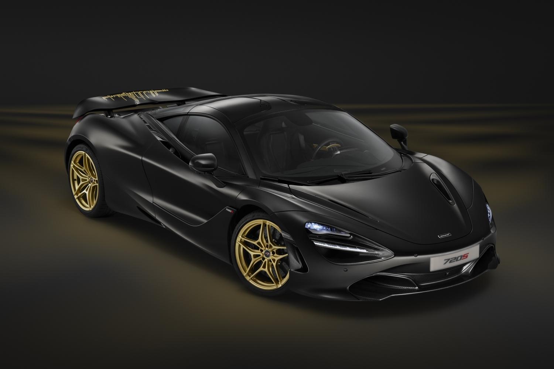 McLaren отдаде почит към създателя си Брус Макларън със специален