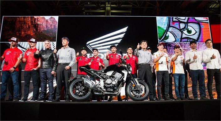 Honda обяви плановете си за участие в световните мотоциклетни шампионата