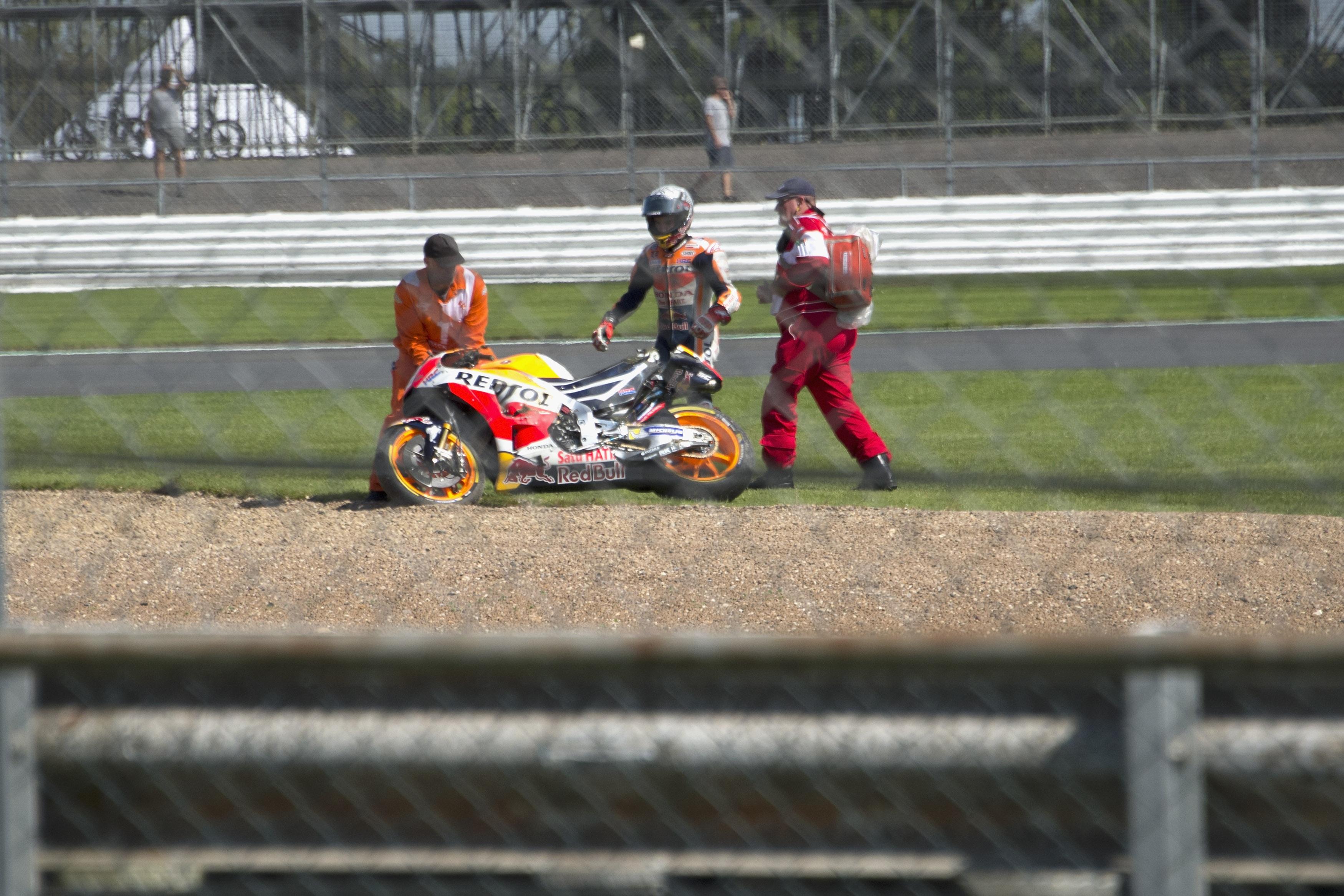MotoGP постави рекорд през сезона с цели 1 126 инцидента