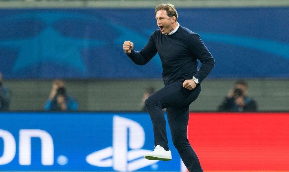 Старши треньорът на РБ (Лайпциг) Ралф Хазенхютъл отбеляза, че победата