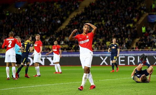Монако допусна четири гола на собствения си стадион