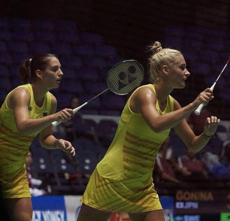 Българките Стефани Стоева и Габриела Стоева отпаднаха в първия кръг