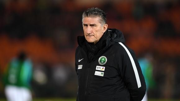 Футболната федерация на Саудитска Арабия потвърди за раздялата със селекционера