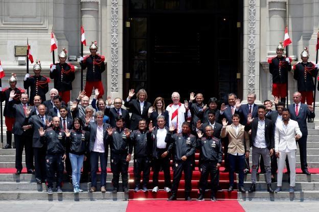 Отборът на Перу може да бъде изваден от участие на