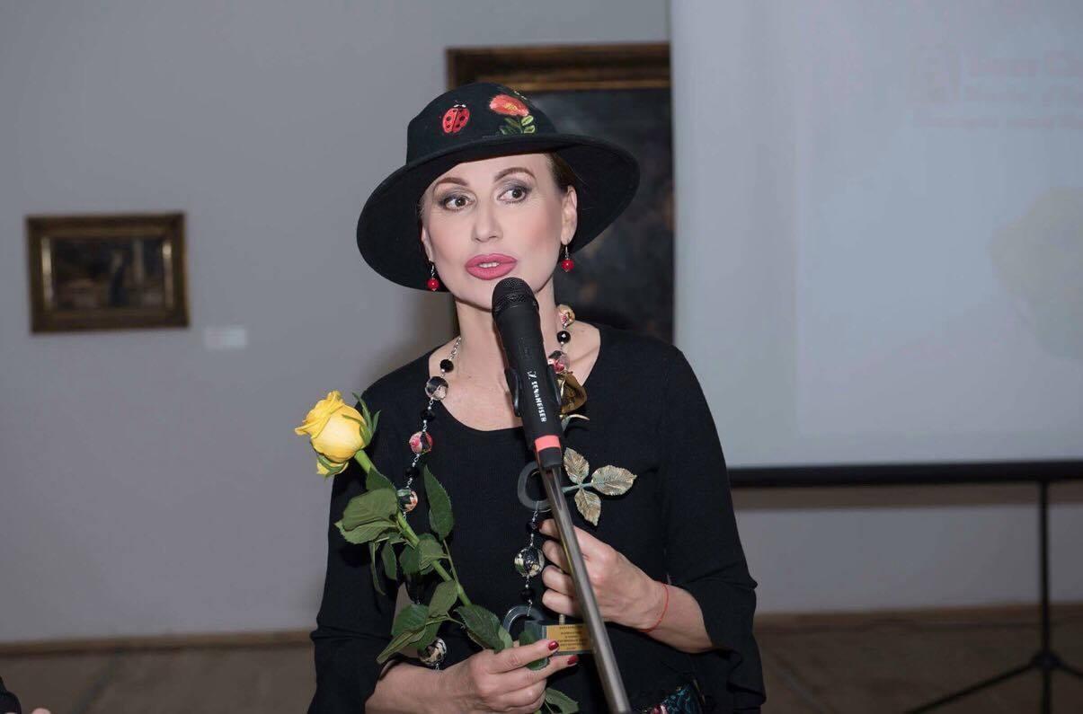 Президентът на Българската федерация по художествена гимнастика Илиана Раева бе