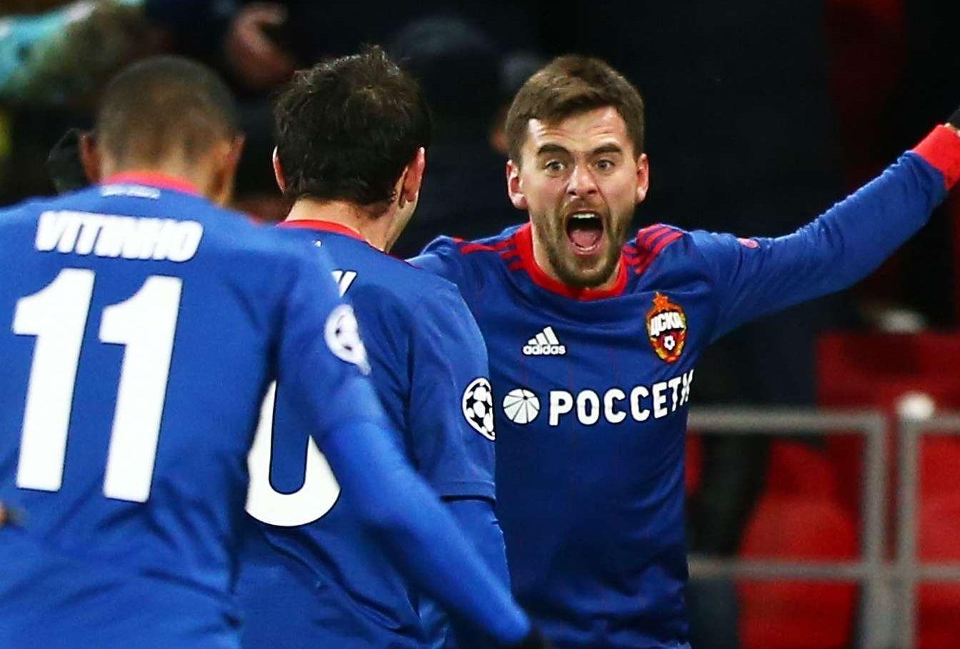 Проблемите с контузии в лагера на ЦСКА (Москва) продължават. В