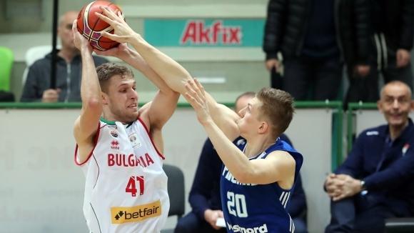 Резултат с изображение за баскетбол българия исландия