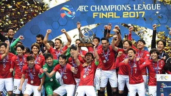 Японският клуб Урава Ред Даймъндс спечели Азиатската Шампионска лига по