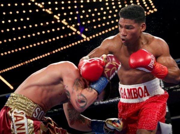 Ексцентричният кубински боксьор Юриоркис Гамбоа се завърна към победите .