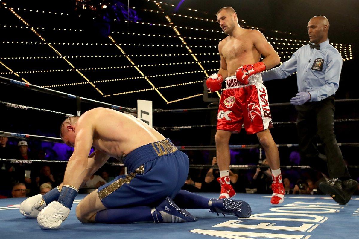 Сергей Ковальов се завърна към победите по впечатляващ начин. Руската