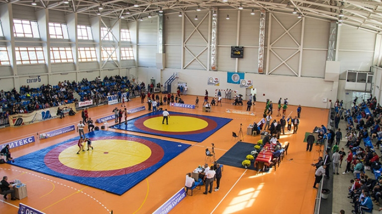 Цветан Евтимов взе приза за най-добър борец на турнира по