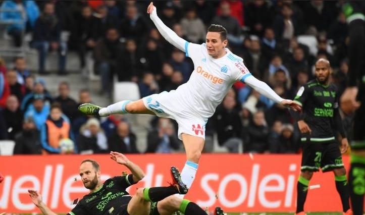 Олимпик Марсилия победи Гинган с 1:0 в мач от 14-ия