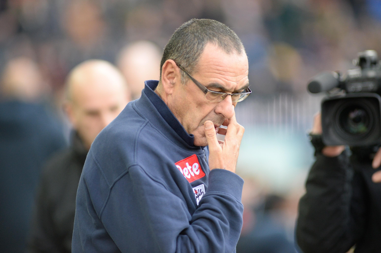 Треньорът на Наполи Маурицио Сари остана доволен от минималната победа