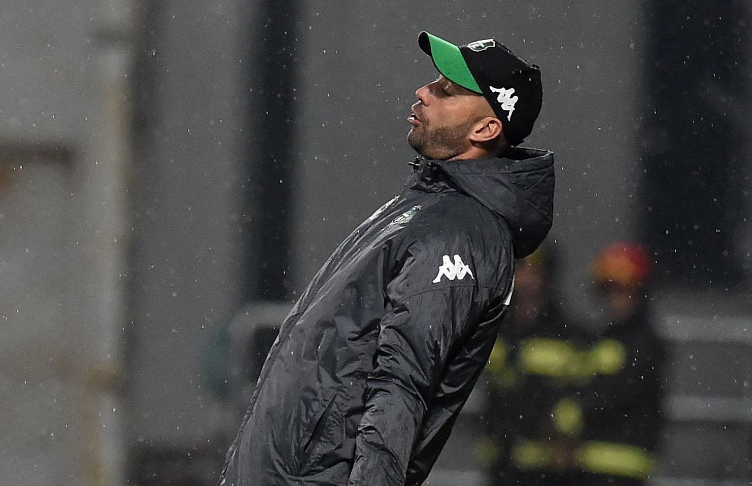 Треньорът на Сасуоло Кристиан Буки почти сигурно ще бъде уволнен
