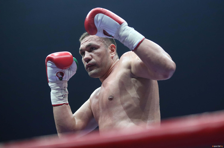 Ливанският боксьор с немски паспорт Мануел Чар прецака Кубрат Пулев